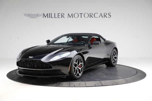 Used 2019 Aston Martin DB11 Volante Volante for sale $204,900 at Rolls-Royce Motor Cars Greenwich in Greenwich CT 06830 23