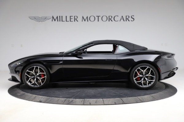 Used 2019 Aston Martin DB11 Volante Volante for sale $204,900 at Rolls-Royce Motor Cars Greenwich in Greenwich CT 06830 24