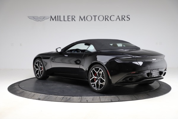 Used 2019 Aston Martin DB11 Volante Volante for sale $204,900 at Rolls-Royce Motor Cars Greenwich in Greenwich CT 06830 25
