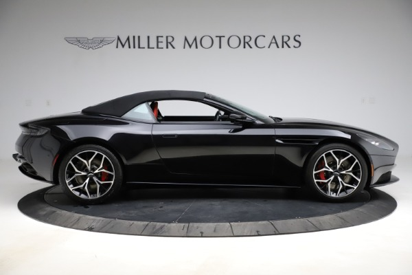 Used 2019 Aston Martin DB11 Volante for sale $209,990 at Rolls-Royce Motor Cars Greenwich in Greenwich CT 06830 27