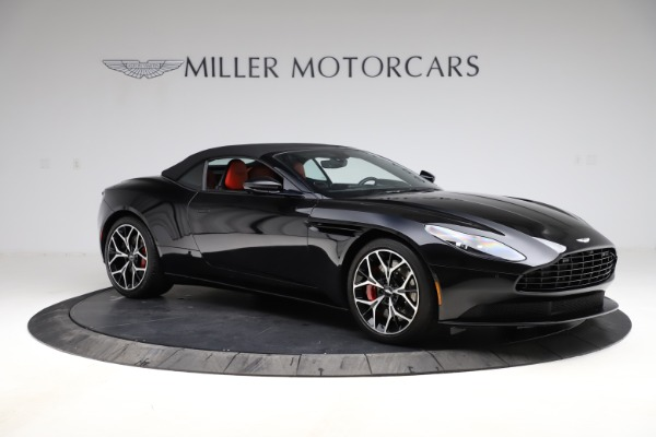 Used 2019 Aston Martin DB11 Volante Volante for sale $204,900 at Rolls-Royce Motor Cars Greenwich in Greenwich CT 06830 28
