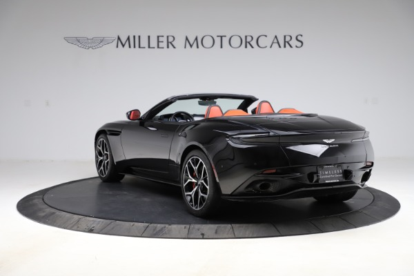 Used 2019 Aston Martin DB11 Volante Volante for sale $204,900 at Rolls-Royce Motor Cars Greenwich in Greenwich CT 06830 4