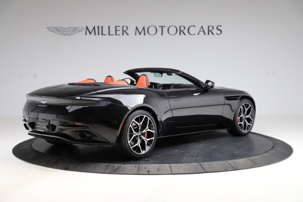 Used 2019 Aston Martin DB11 Volante for sale $209,990 at Rolls-Royce Motor Cars Greenwich in Greenwich CT 06830 7