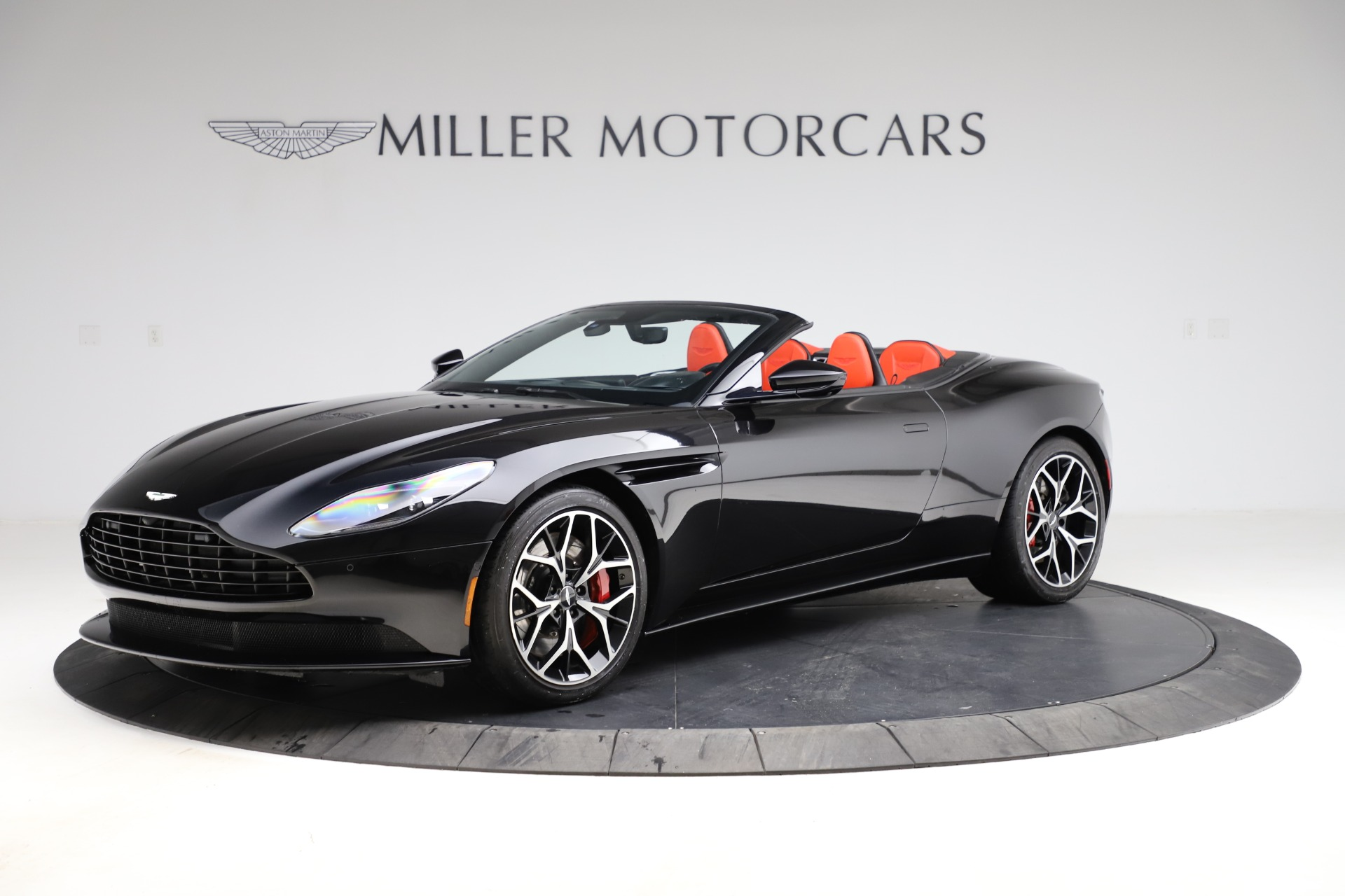 Used 2019 Aston Martin DB11 Volante Volante for sale $204,900 at Rolls-Royce Motor Cars Greenwich in Greenwich CT 06830 1