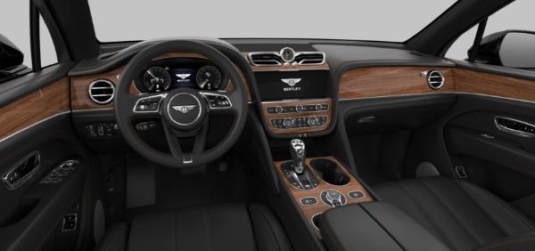 New 2021 Bentley Bentayga Hybrid V6 for sale $204,055 at Rolls-Royce Motor Cars Greenwich in Greenwich CT 06830 10