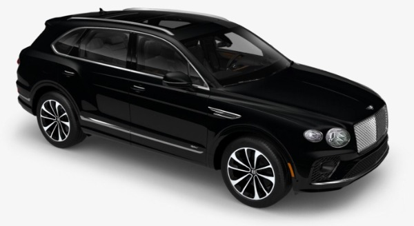 New 2021 Bentley Bentayga Hybrid V6 for sale $204,055 at Rolls-Royce Motor Cars Greenwich in Greenwich CT 06830 2