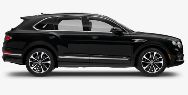 New 2021 Bentley Bentayga Hybrid V6 for sale $204,055 at Rolls-Royce Motor Cars Greenwich in Greenwich CT 06830 3