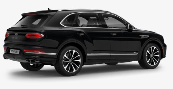 New 2021 Bentley Bentayga Hybrid V6 for sale $204,055 at Rolls-Royce Motor Cars Greenwich in Greenwich CT 06830 5