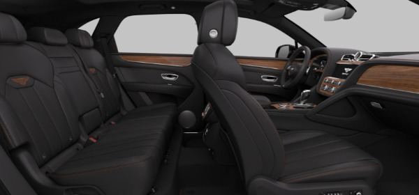 New 2021 Bentley Bentayga Hybrid for sale Call for price at Rolls-Royce Motor Cars Greenwich in Greenwich CT 06830 6