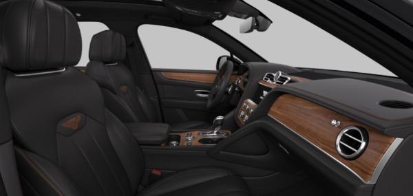 New 2021 Bentley Bentayga Hybrid V6 for sale $204,055 at Rolls-Royce Motor Cars Greenwich in Greenwich CT 06830 9