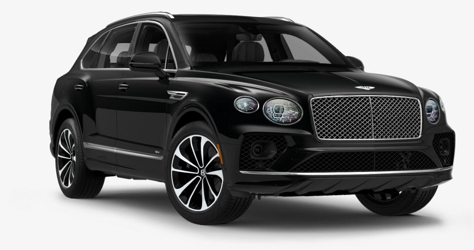 New 2021 Bentley Bentayga Hybrid V6 for sale $204,055 at Rolls-Royce Motor Cars Greenwich in Greenwich CT 06830 1