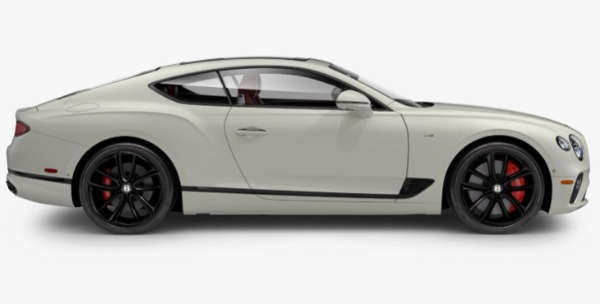 New 2021 Bentley Continental GT V8 for sale $270,170 at Rolls-Royce Motor Cars Greenwich in Greenwich CT 06830 2
