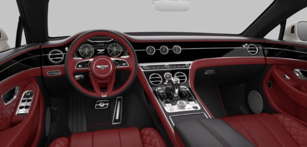 New 2021 Bentley Continental GT V8 for sale $270,170 at Rolls-Royce Motor Cars Greenwich in Greenwich CT 06830 6