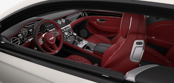 New 2021 Bentley Continental GT V8 for sale $270,170 at Rolls-Royce Motor Cars Greenwich in Greenwich CT 06830 8