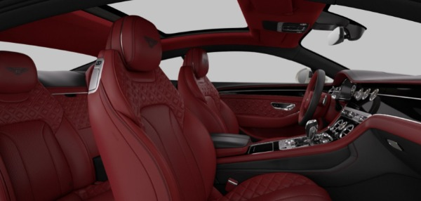 New 2021 Bentley Continental GT V8 for sale $270,170 at Rolls-Royce Motor Cars Greenwich in Greenwich CT 06830 9