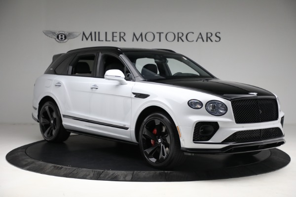 New 2021 Bentley Bentayga V8 First Edition for sale Sold at Rolls-Royce Motor Cars Greenwich in Greenwich CT 06830 10