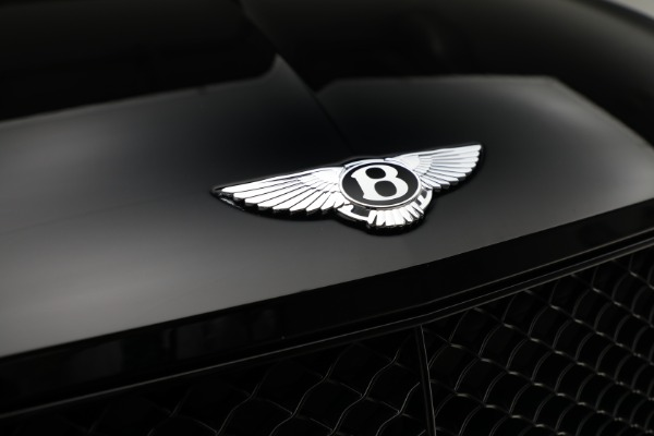 New 2021 Bentley Bentayga V8 First Edition for sale Sold at Rolls-Royce Motor Cars Greenwich in Greenwich CT 06830 13