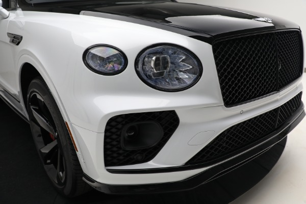 New 2021 Bentley Bentayga V8 First Edition for sale Sold at Rolls-Royce Motor Cars Greenwich in Greenwich CT 06830 14