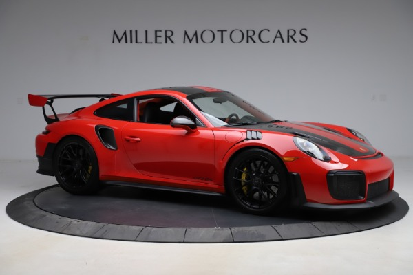 Used 2018 Porsche 911 GT2 RS for sale $325,900 at Rolls-Royce Motor Cars Greenwich in Greenwich CT 06830 10