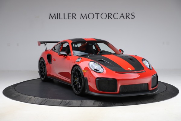 Used 2018 Porsche 911 GT2 RS for sale $325,900 at Rolls-Royce Motor Cars Greenwich in Greenwich CT 06830 11