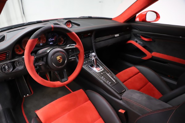 Used 2018 Porsche 911 GT2 RS for sale $325,900 at Rolls-Royce Motor Cars Greenwich in Greenwich CT 06830 13