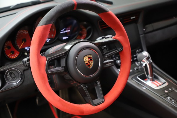 Used 2018 Porsche 911 GT2 RS for sale $325,900 at Rolls-Royce Motor Cars Greenwich in Greenwich CT 06830 18