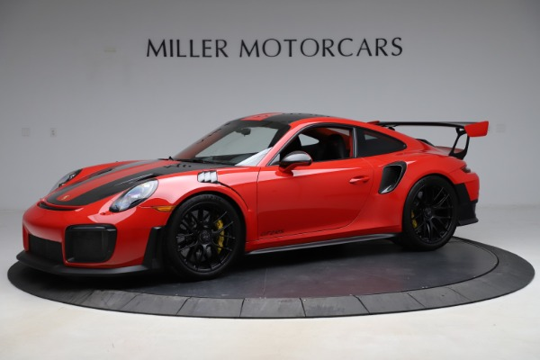 Used 2018 Porsche 911 GT2 RS for sale $325,900 at Rolls-Royce Motor Cars Greenwich in Greenwich CT 06830 2