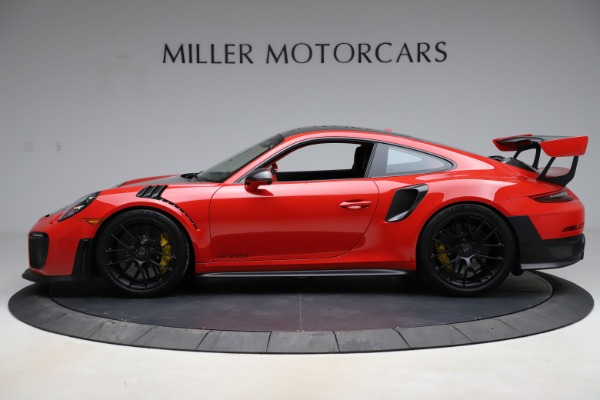 Used 2018 Porsche 911 GT2 RS for sale $325,900 at Rolls-Royce Motor Cars Greenwich in Greenwich CT 06830 3