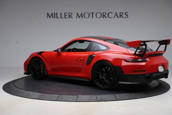 Used 2018 Porsche 911 GT2 RS for sale $325,900 at Rolls-Royce Motor Cars Greenwich in Greenwich CT 06830 4