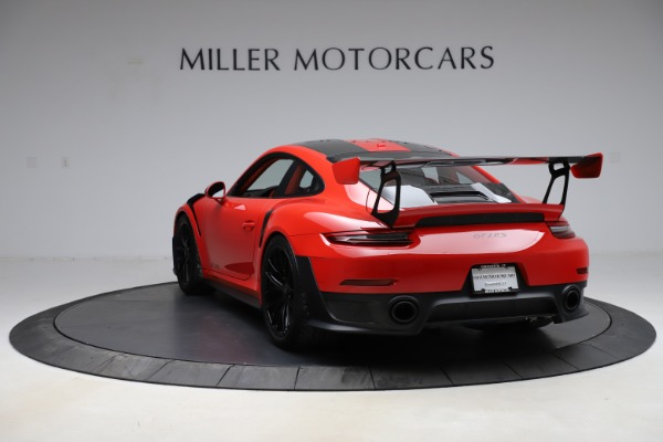 Used 2018 Porsche 911 GT2 RS for sale $325,900 at Rolls-Royce Motor Cars Greenwich in Greenwich CT 06830 5