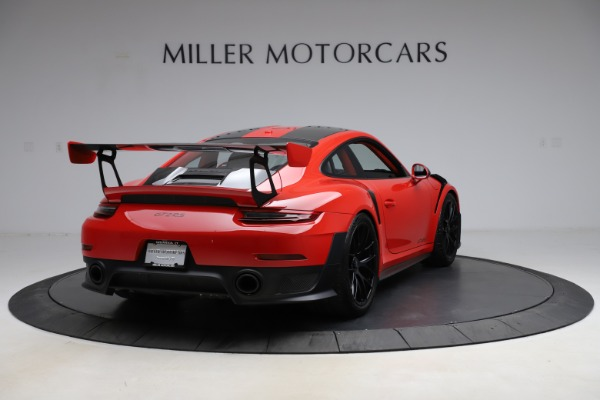Used 2018 Porsche 911 GT2 RS for sale $325,900 at Rolls-Royce Motor Cars Greenwich in Greenwich CT 06830 7