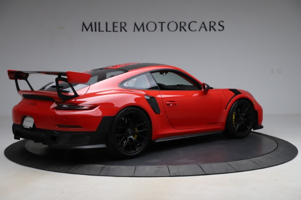 Used 2018 Porsche 911 GT2 RS for sale $325,900 at Rolls-Royce Motor Cars Greenwich in Greenwich CT 06830 8