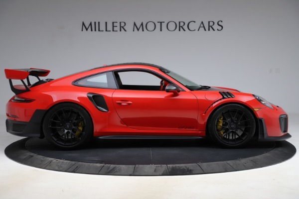 Used 2018 Porsche 911 GT2 RS for sale $325,900 at Rolls-Royce Motor Cars Greenwich in Greenwich CT 06830 9