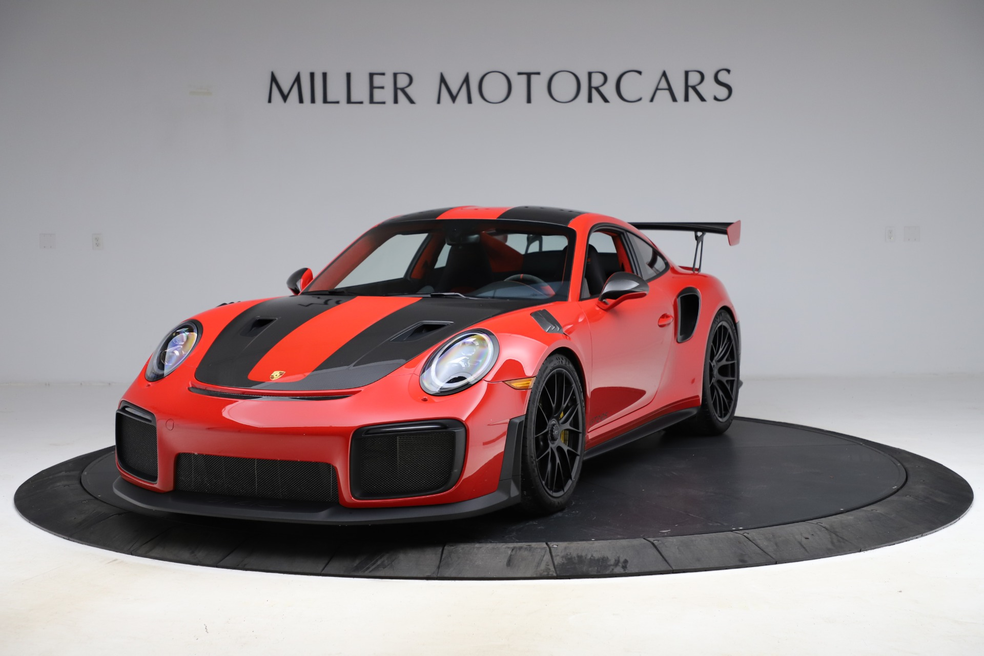Used 2018 Porsche 911 GT2 RS for sale $325,900 at Rolls-Royce Motor Cars Greenwich in Greenwich CT 06830 1