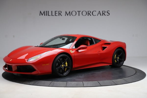 Used 2018 Ferrari 488 GTB for sale $209,900 at Rolls-Royce Motor Cars Greenwich in Greenwich CT 06830 2