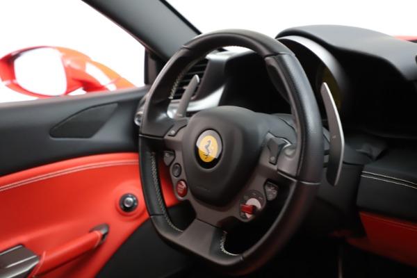 Used 2018 Ferrari 488 GTB for sale $209,900 at Rolls-Royce Motor Cars Greenwich in Greenwich CT 06830 24