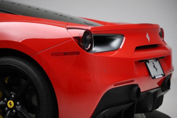 Used 2018 Ferrari 488 GTB for sale $209,900 at Rolls-Royce Motor Cars Greenwich in Greenwich CT 06830 27
