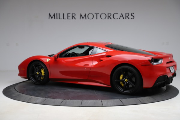 Used 2018 Ferrari 488 GTB for sale $209,900 at Rolls-Royce Motor Cars Greenwich in Greenwich CT 06830 4