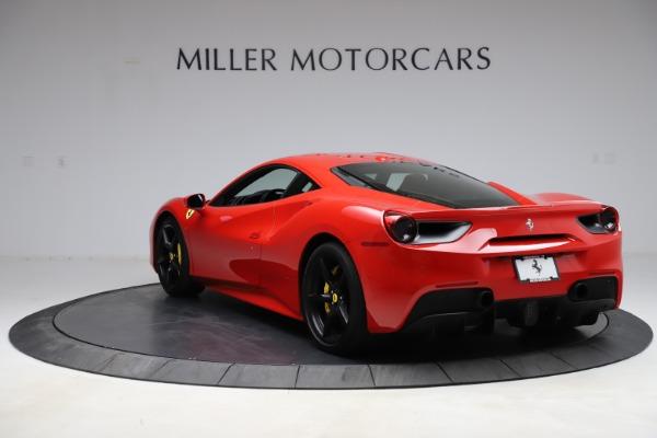 Used 2018 Ferrari 488 GTB for sale $209,900 at Rolls-Royce Motor Cars Greenwich in Greenwich CT 06830 5