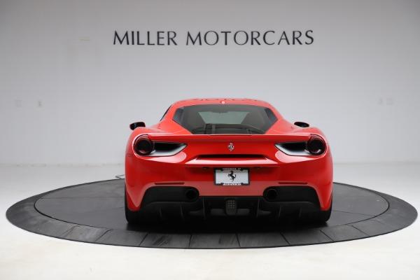 Used 2018 Ferrari 488 GTB for sale $209,900 at Rolls-Royce Motor Cars Greenwich in Greenwich CT 06830 6