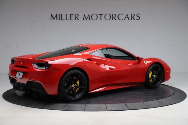 Used 2018 Ferrari 488 GTB for sale $209,900 at Rolls-Royce Motor Cars Greenwich in Greenwich CT 06830 8