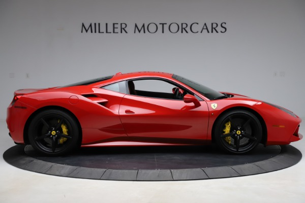Used 2018 Ferrari 488 GTB for sale $209,900 at Rolls-Royce Motor Cars Greenwich in Greenwich CT 06830 9