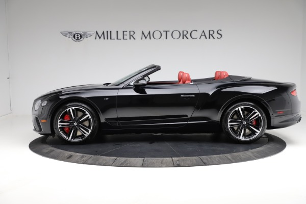 New 2021 Bentley Continental GT V8 for sale $263,905 at Rolls-Royce Motor Cars Greenwich in Greenwich CT 06830 2