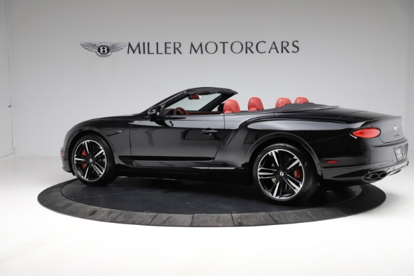 New 2021 Bentley Continental GT V8 for sale $263,905 at Rolls-Royce Motor Cars Greenwich in Greenwich CT 06830 3