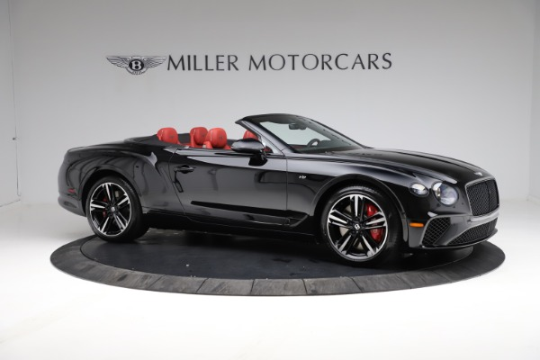 New 2021 Bentley Continental GT V8 for sale $263,905 at Rolls-Royce Motor Cars Greenwich in Greenwich CT 06830 9