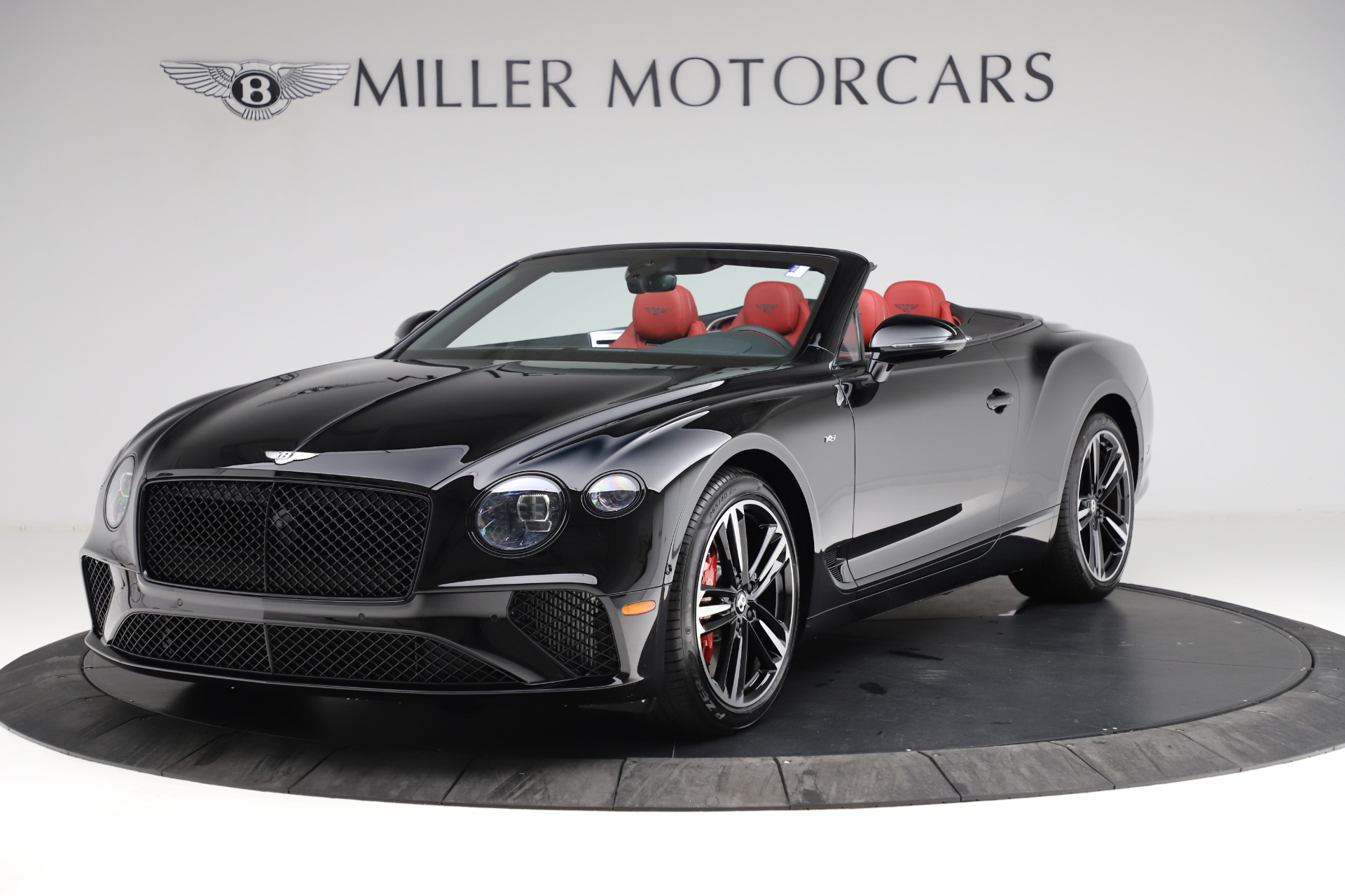 New 2021 Bentley Continental GT V8 for sale $263,905 at Rolls-Royce Motor Cars Greenwich in Greenwich CT 06830 1