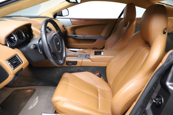 Used 2012 Aston Martin DB9 for sale Call for price at Rolls-Royce Motor Cars Greenwich in Greenwich CT 06830 13