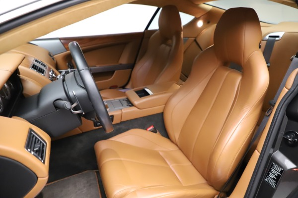 Used 2012 Aston Martin DB9 for sale Call for price at Rolls-Royce Motor Cars Greenwich in Greenwich CT 06830 14