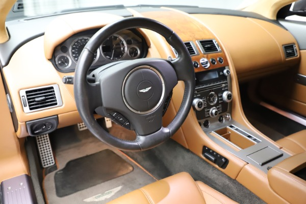 Used 2012 Aston Martin DB9 for sale Call for price at Rolls-Royce Motor Cars Greenwich in Greenwich CT 06830 15