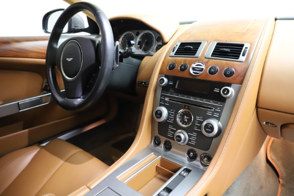 Used 2012 Aston Martin DB9 for sale Call for price at Rolls-Royce Motor Cars Greenwich in Greenwich CT 06830 18